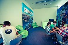 EA Community Lounge