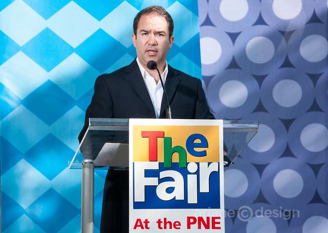 Michael McDaniel, PNE CEO