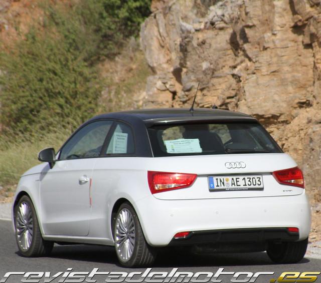 Audi A1 e-tron prototipo