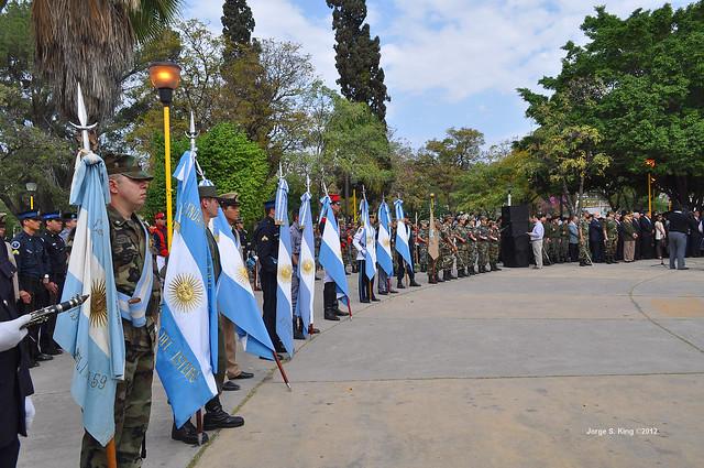 Homenaje a San Martín - 2012 II