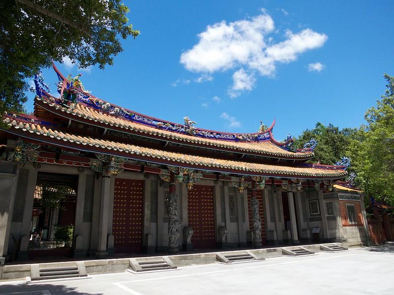 2012 台湾旅行 孔子廟