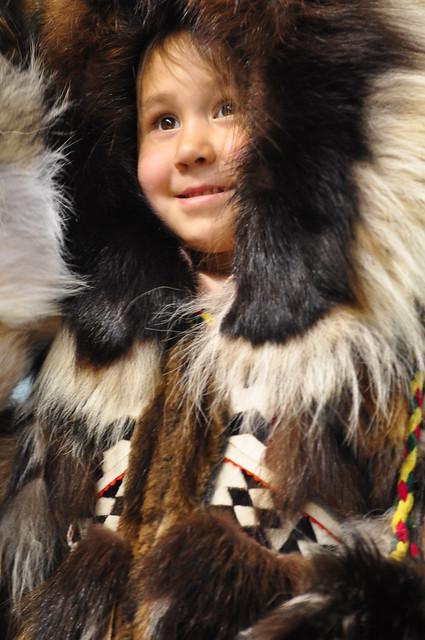Beautiful [Eskimo Olympic, Alaska]