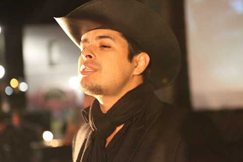 Singer Daniel Munoz by Spanish American Institute (SAI)
