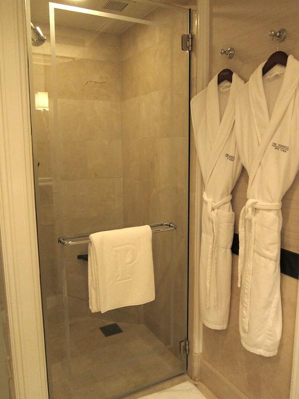 The Peninsula New York bathroom