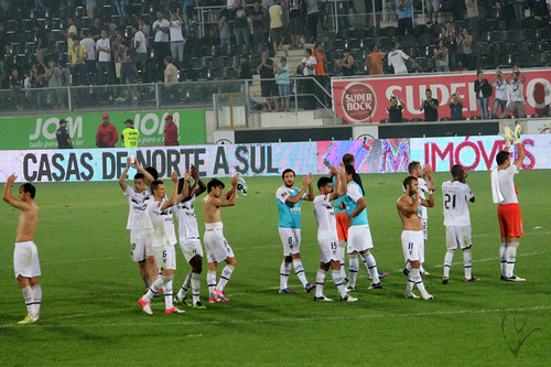 Vitória SC 0-0 Sporting