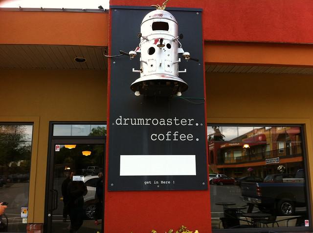 Drumroaster Coffee