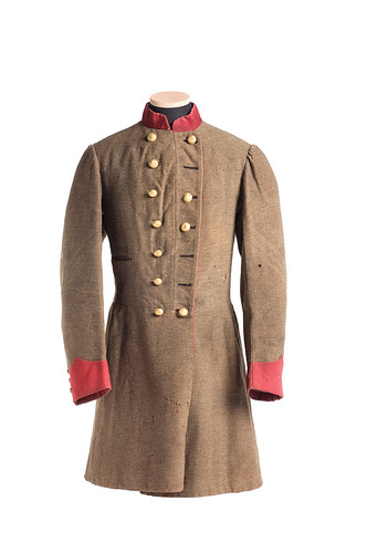 Uniform Coat worn by Captain Willis Wilkinson (Charleston, SC)
