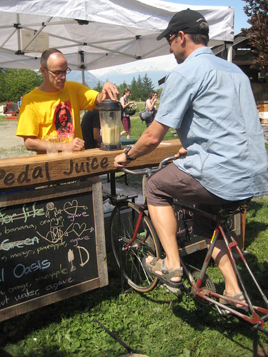 Pemberton Slow Food Cycle 2012