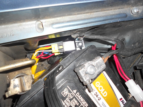 Putco Wiring Harness Xj : Putco headlight wire harness install jeep cherokee forum