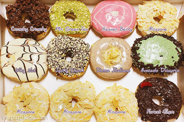 J. Co Donuts & Coffee