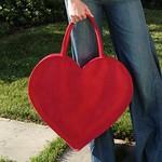 Erin Fetherston for Target heart bag