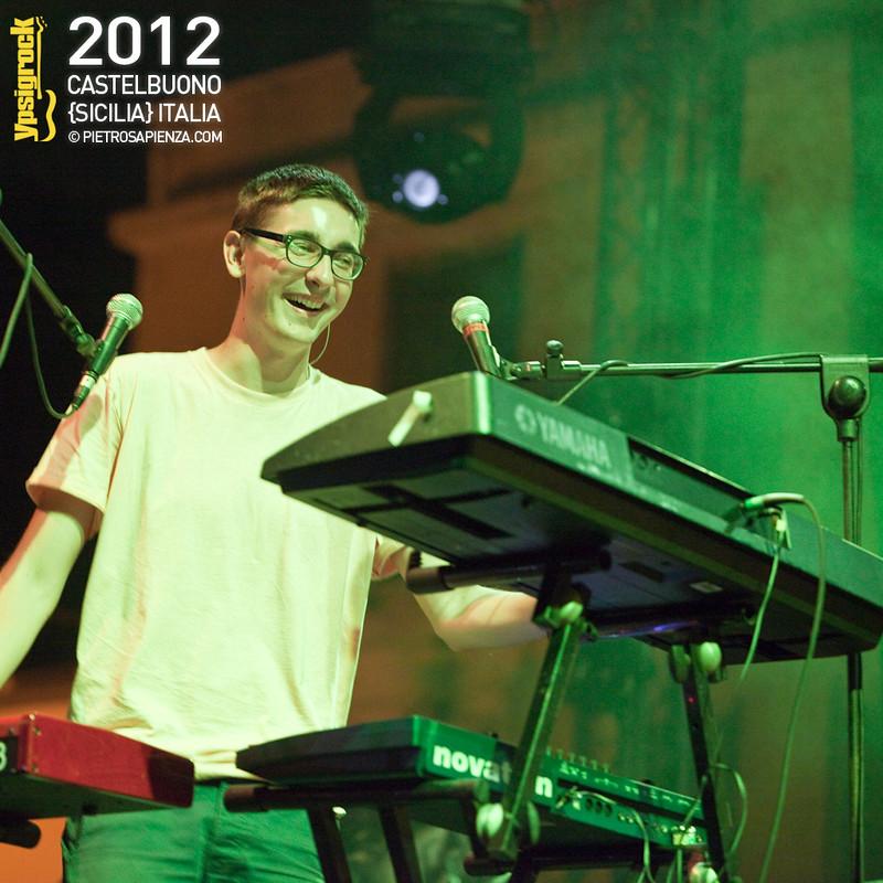 Ypsigrock Festival 2012