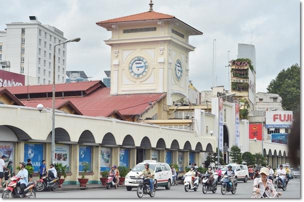 Cho Ben Thanh - Ben Thanh Market