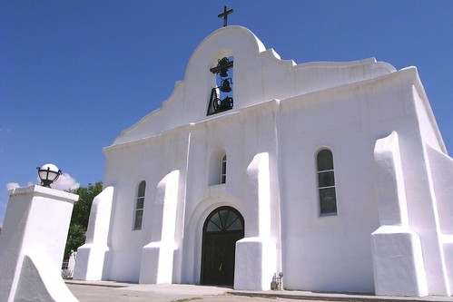 Mission Trail - Presidio Chapel San Elizario