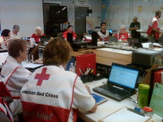 Isaac: Disaster Operation Center
