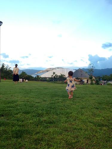 夕涼み会 2012-08-25