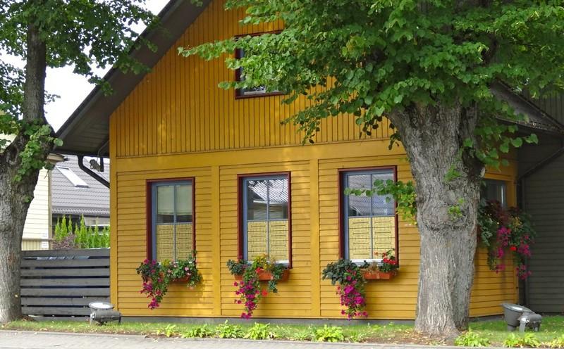 Trakai house