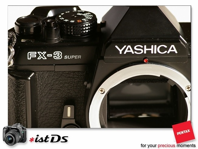 Yashica FX3 2000 super