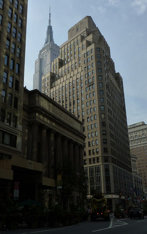 ESB and the Haier Building