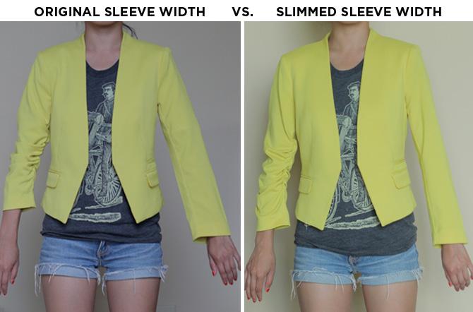 yellow blazer alt1