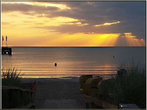 sky sun beach water strand sunrise wasser himmel balticsea sonne sonnenaufgang ostsee morningsun morgensonne