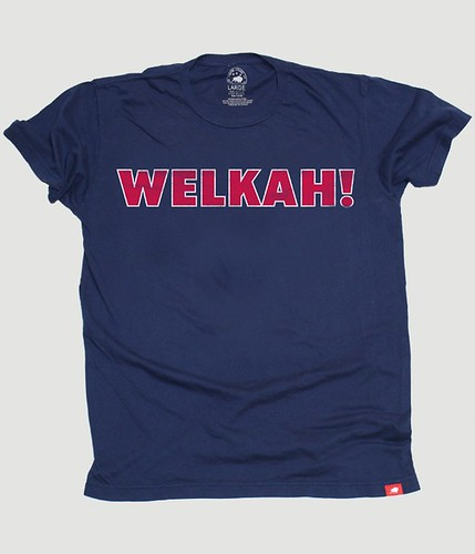 Welkah Shirts By Sportiqe Apparel