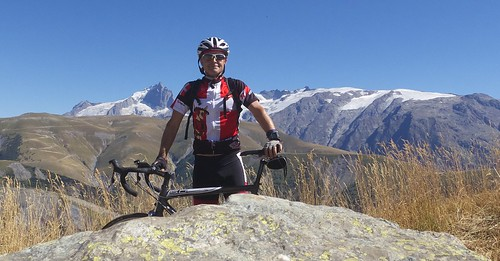 View from Col de Sarenne