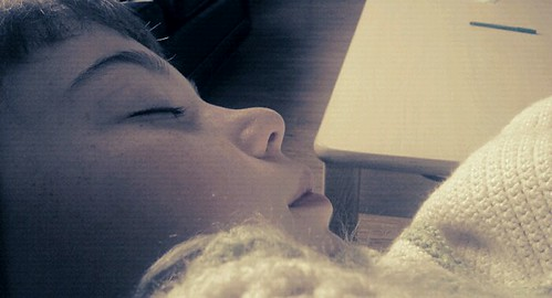 Archive Photos: My Daughter Sleeps
