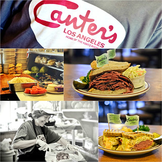 Canter's Deli ~ Assignment Shoot for KCET Food