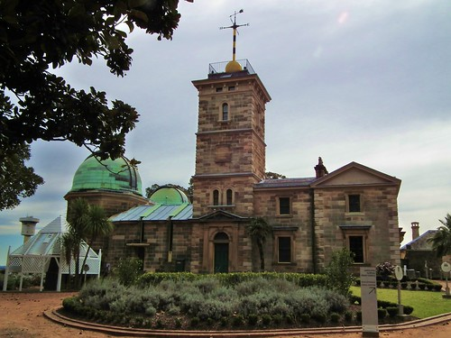 Sydney Observatory - Sydney, NSW