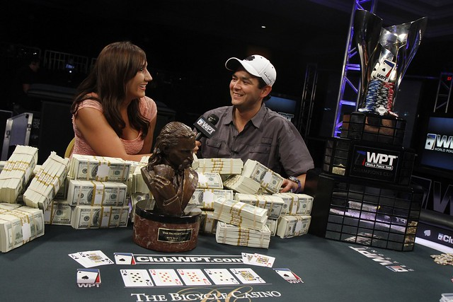 5435 Josh Hale Wins WPT Legends