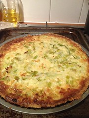 frittata, pot pie, baked goods, food, dish, cuisine, quiche,