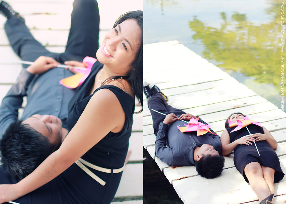 Ice and Aman E-Session, Plantataion Bay Resort E-session