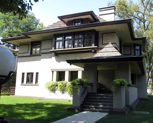 wright designed home 2