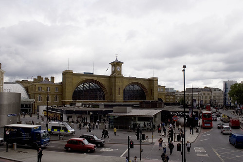 Kings Cross's Green Shed