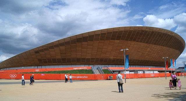 The Velodrome, London 2012 Olympic Games