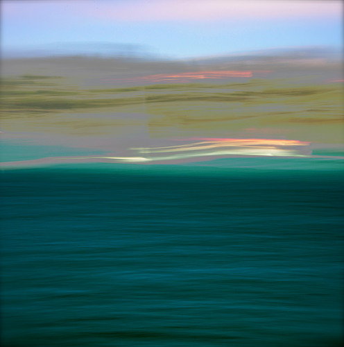 ocean sunset abstract pacific impressionist icm californiadreaming intentionalcameramovement karenandmc