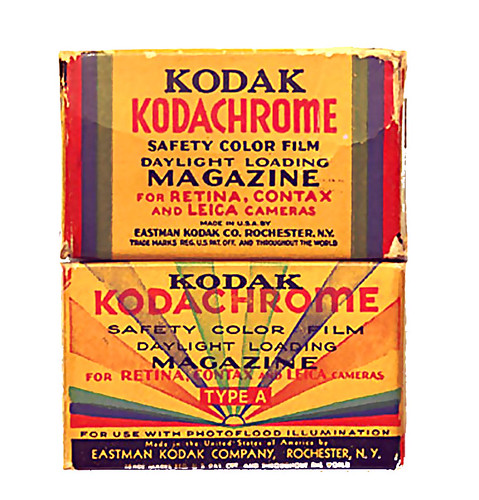 1935 ... momma don't take my Kodachrome away! by x-ray delta one