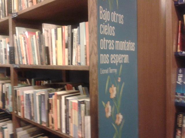 Librería Desnivel de Madrid