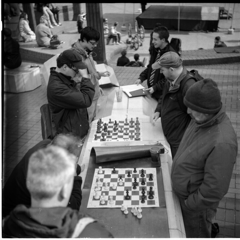 Chess Players in Portland Oregon