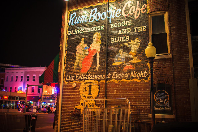 Rum Boogie Cafe S Blues Hall Juke Joint
