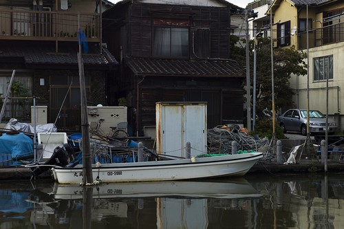 船橋港 -Funabashi fishing harbor