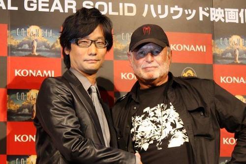 120830(1) – 電玩《潛龍諜影 Metal Gear Solid》慶祝25歲生日,將由3D立體真人版電影《攻殼機動隊》好萊塢製片人「Avi Arad」主導開拍電影版! (4/4)