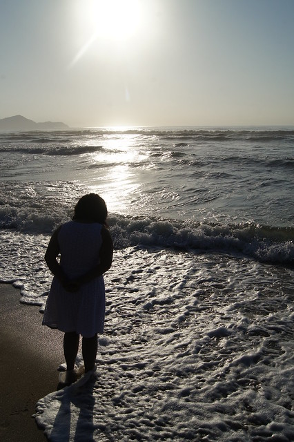 Nascer do Sol - Ubatuba - Brasil