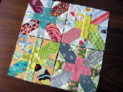 August bee blocks