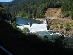 Faraday dam