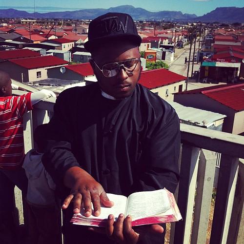 Pastor Nino, street gospel #izululelam