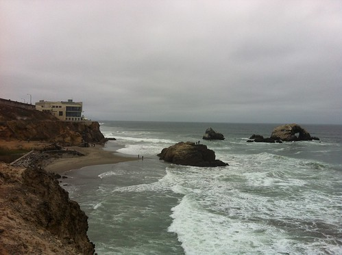 Seal Rock, Sutro Baths and Cliff House