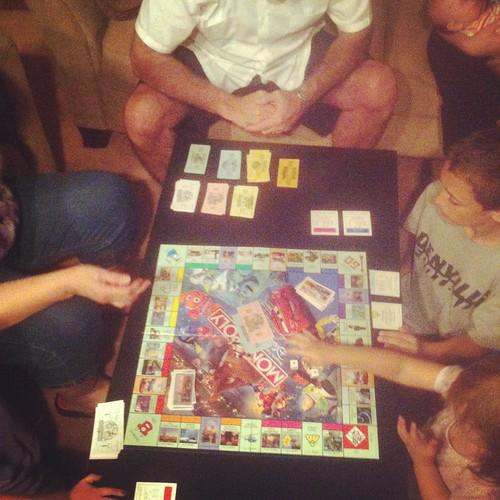 monopoly marathons