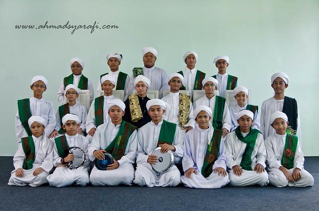 Kumpulan Qasidah Fathul Mubin